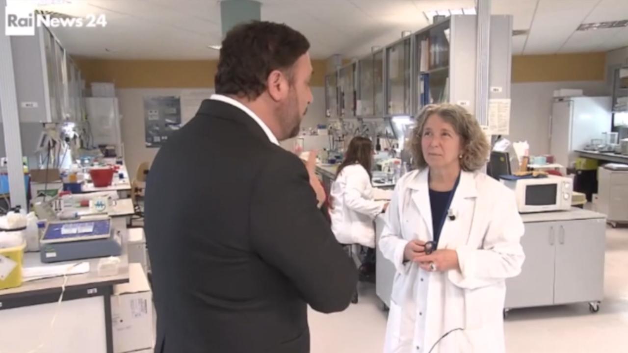 """L'intervento di Giulia Piaggio sulla sperimentazione animale a """"Basta la Salute"""""""