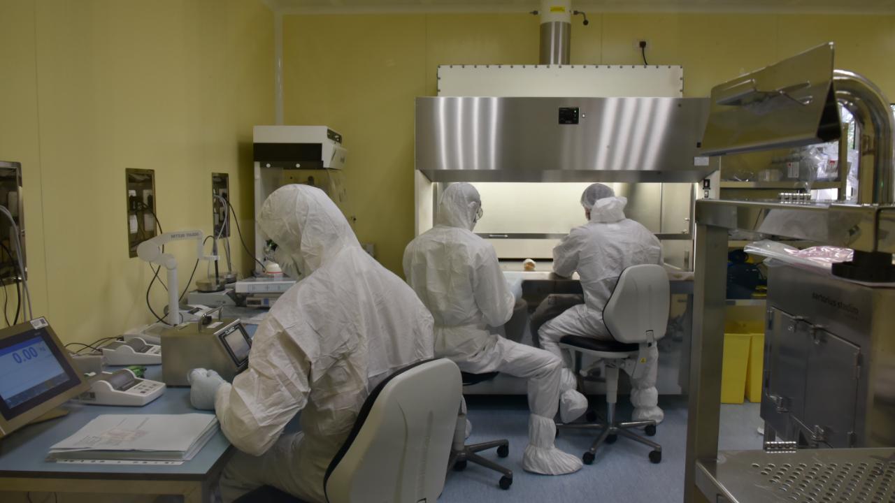 Intervista a Matteo Liguori (AD di IRBM) sullo sviluppo del vaccino contro Covid-19