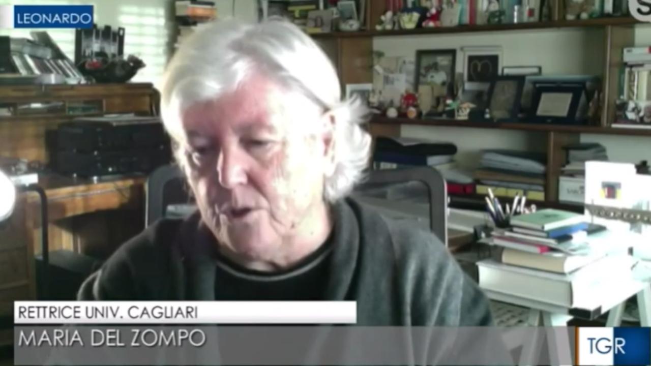 """Parla di libertà di ricerca Maria Del Zompo della """"CRUI"""""""
