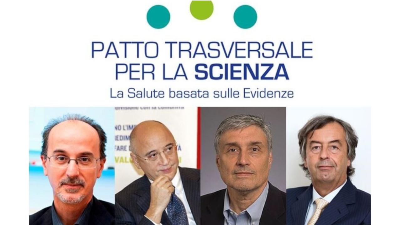 """Patto per la scienza – Prof. Andrea Cossarizza: """"L'importanza della ricerca medica di base e della sperimentazione animale"""""""