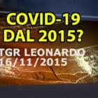 tgr leonardo coronavirus